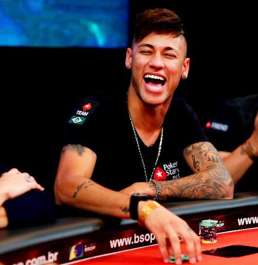 pokerstars neymar